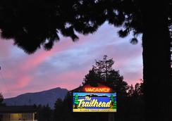 The Trailhead - サウス・レイクタホ - 屋外の景色