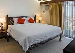 Plaza Del Norte Hotel & Convention Center - Laoag - 寝室