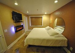 Hyde Park Hotel - タンパ - 寝室
