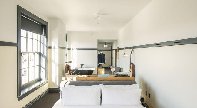 Ace Hotel Pittsburgh - ピッツバーグ - 寝室