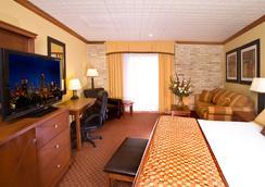 リバーウォーク プラザ ホテル - サンアントニオ - 寝室