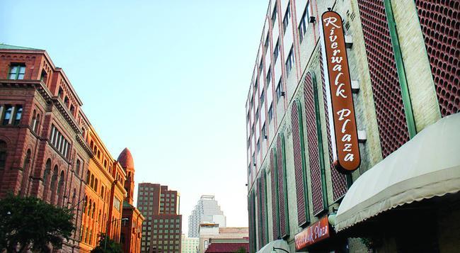 リバーウォーク プラザ ホテル - サンアントニオ - 建物