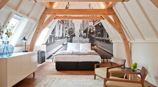 ホテル IX ナイン ストリーツ アムステルダム - アムステルダム - 寝室