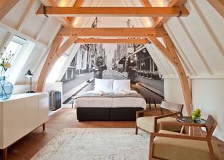 ホテル IX ナイン ストリーツ アムステルダム