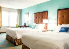 The Inn at Saint Mary's - South Bend - 寝室