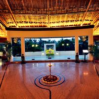 Vedic Village Spa Resort Lobby