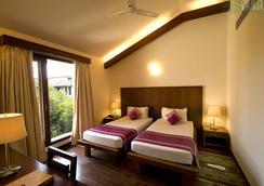 Vedic Village Spa Resort - コルカタ - 寝室