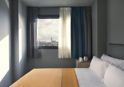 ユルバーン トラファルガーホテル - バルセロナ - 寝室