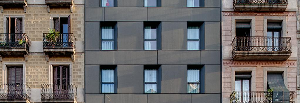 ユルバーン トラファルガーホテル - バルセロナ - 建物
