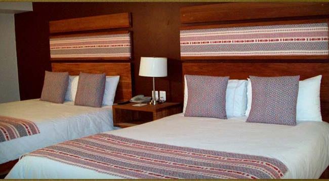 Loma Real - Tapachula - 寝室
