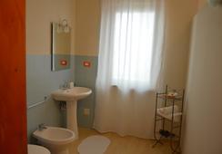B&B Il Terrazzo di Archimede - シラクーサ - 浴室