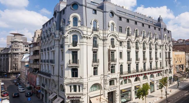 Hotel Cismigiu - ブカレスト - 建物