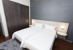 Hotel Cismigiu - ブカレスト - 寝室