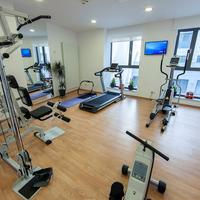 Hotel Cismigiu Fitness Facility