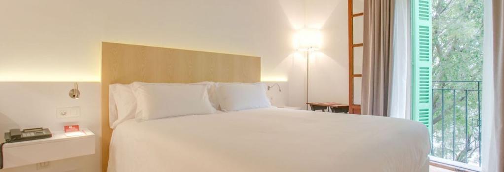 Art Hotel Palma - パルマ・デ・マヨルカ - 寝室