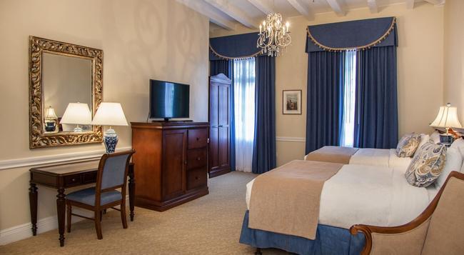 ホテル セント ピエール フレンチ クォーター - ニューオーリンズ - 寝室