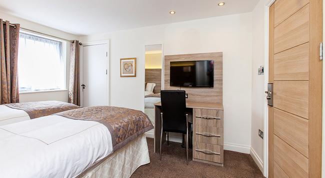シェパーズ ブッシュ ブティックホテル - ロンドン - 寝室