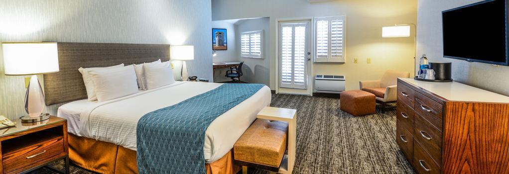 Laguna Brisas Hotel - ラグーナ・ビーチ - 寝室