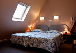エスト ホテル - パリ - 寝室