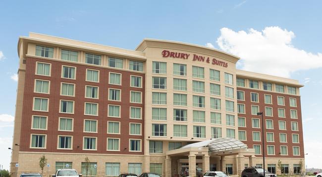 Drury Inn & Suites Grand Rapids - グランド・ラピッズ - 建物