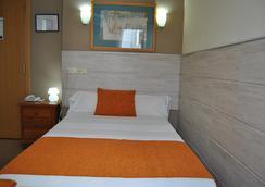 オスタル サン ロレンソ - マドリード - 寝室
