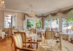 Seetelhotel Hotel Esplanade - ゼーバート・ヘリングスドルフ - レストラン