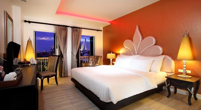 チラックス リゾート - バンコク - 寝室