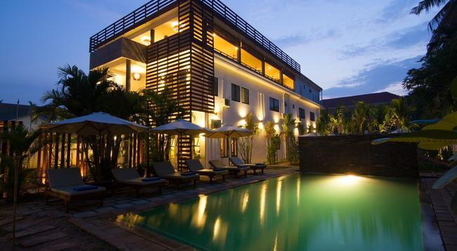 Mudra Angkor Boutique Hotel - シェムリアップ - 建物
