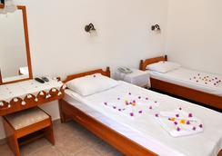 Jarra Hotel - グムベット - 寝室