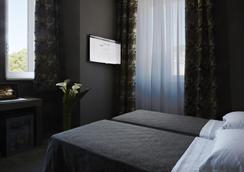ホテル ザ ビルディング - ローマ - 寝室