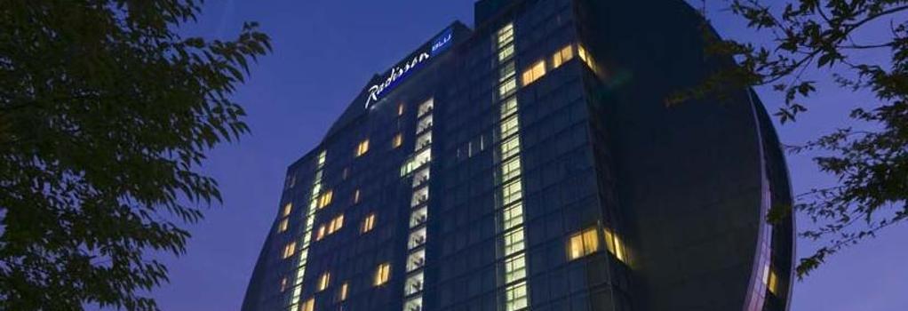 ラディソン ブルー ホテル フランクフルト - フランクフルト - 建物
