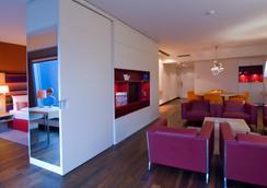 ラディソン ブルー ホテル フランクフルト - フランクフルト - 寝室