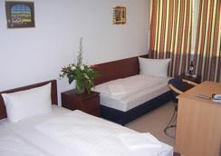 ホテル アライバル - ベルリン - 寝室