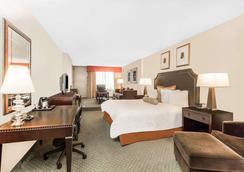 Wyndham Indianapolis West - インディアナポリス - 寝室