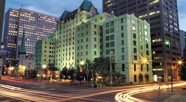 ロード エルギン ホテル - オタワ - 建物