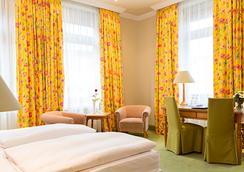 セントラル-ホテル カイザーホフ - ハノーファー - 寝室
