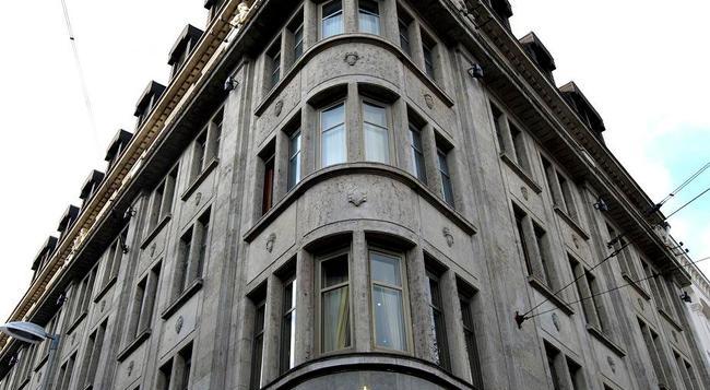 セントラル-ホテル カイザーホフ - ハノーファー - 建物