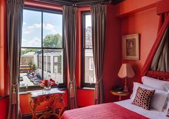 サン ドメニコ ハウス - ロンドン - 寝室