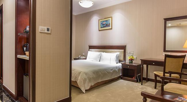 ゴールデン リバービュー ホテル 上海 - 上海市 - 寝室
