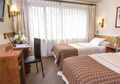 Hotel Don Luis Puerto Montt - プエルトモント - 寝室