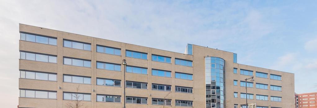アーバン ロッジ ホテル - アムステルダム - 建物