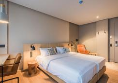 アーバン ロッジ ホテル - アムステルダム - 寝室