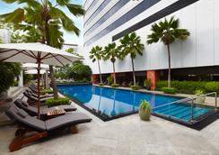JW マリオット ホテル バンコク - バンコク - プール