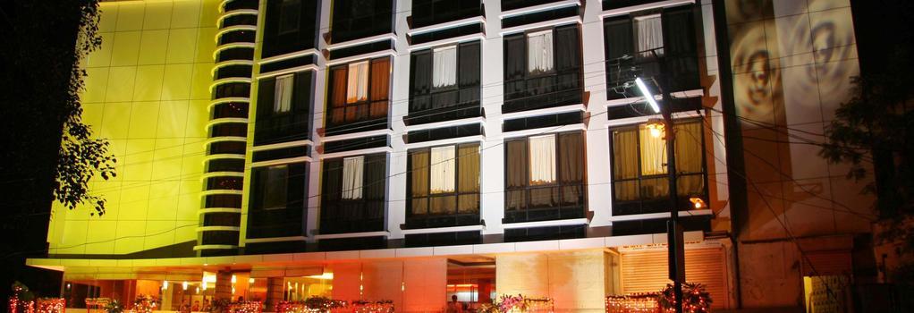 Hotel Apex Intercontinental - ジャイプール - 建物