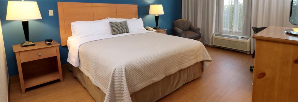 ホリデー イン エクスプレス ホテル & スイーツ マッカレン - マッカレン - 寝室