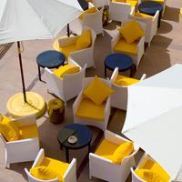 ザ パーク ニューデリー Terrace/Patio