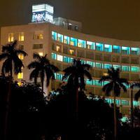 ザ パーク ニューデリー Hotel Front - Evening/Night