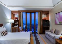 チャトリウム ホテル ヤンゴン - ヤンゴン - 寝室