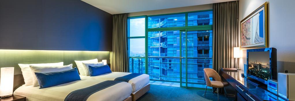 チャトリウム ホテル リバーサイド バンコク - バンコク - 寝室