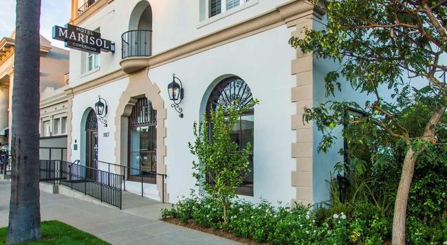 Hotel Marisol Coronado - Coronado - 建物